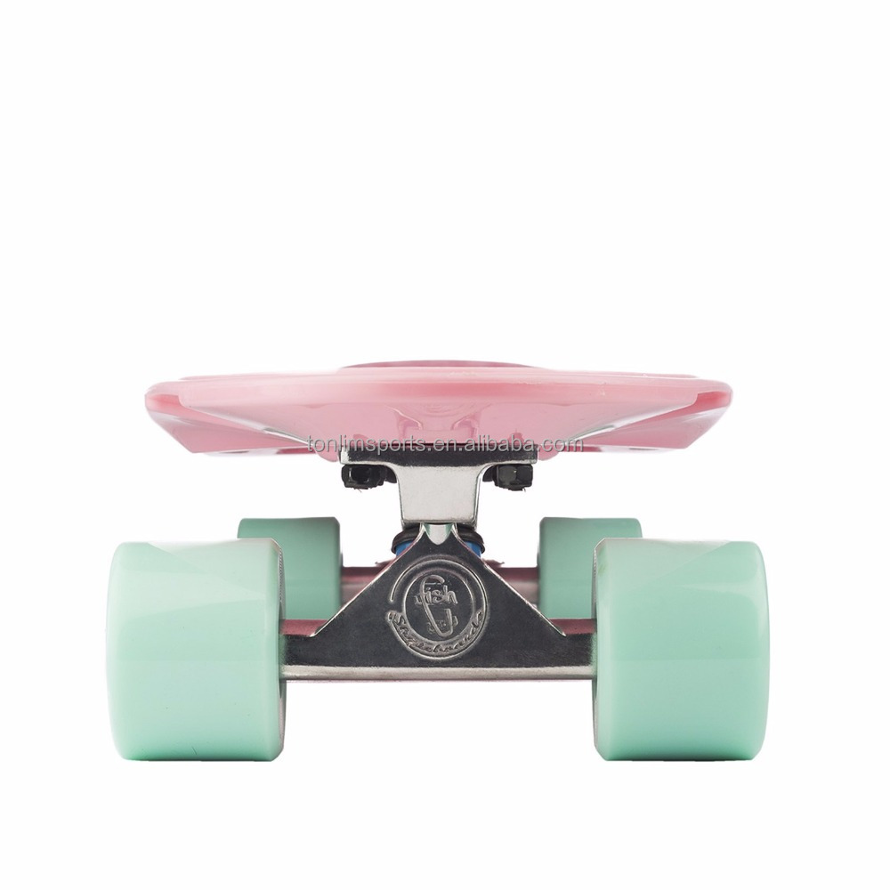 Original FISH SKATEBOARDS 4 inch custom longboard trucks