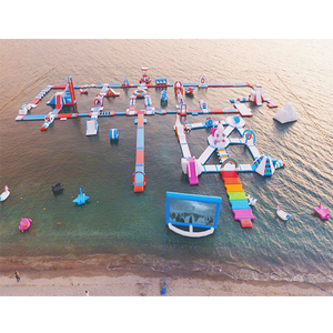 Commercial Sea Inflatable Floating Aqua Park Games Giant Adult Inflatable Water Park
