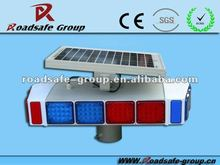 China roadsafe solar powered flash led signs light