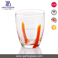 Elegant glass tumbler libbey glass cup juice tumbler glass
