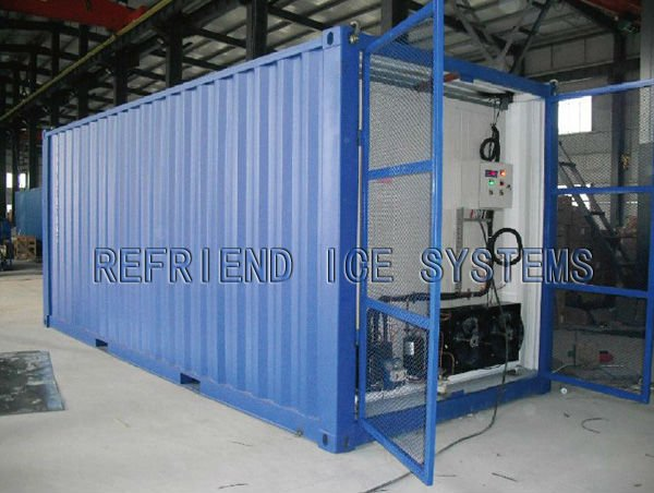 20ft container precooler