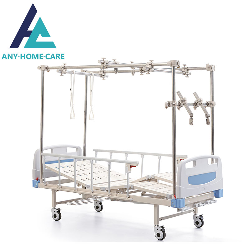 Orthopedic wards use hospital orthopaedics beds for patients
