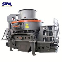 SBM hot 2018 innovative adress of sand crushing plant and machinery for robo sand units