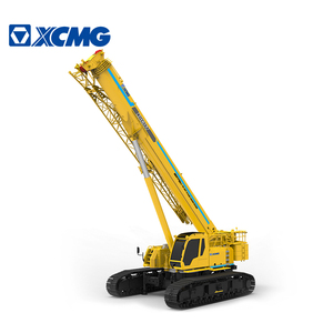 XCMG telescope boom mini crawler crane XGC75T 75ton price