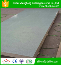 low water absorption Class A1 fireproof high strength low density magnesium oxide board