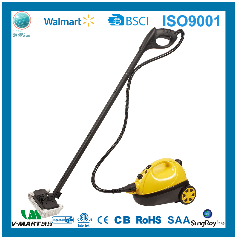 1200W Steam Cleaner with Mop accessory
