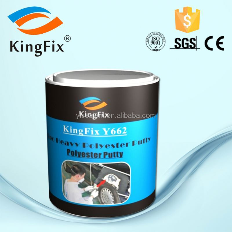 Autobody Filler Polyester Filler Paste automobile care