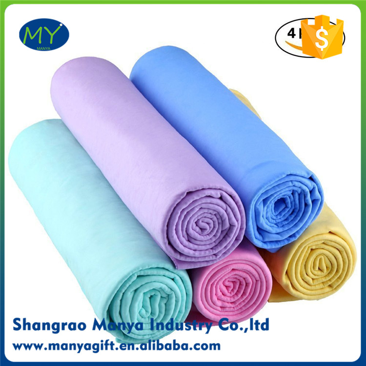 Factory wholesale soft velour cotton round beach towels with CE&ISO