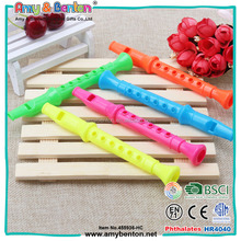 Fashion toy party gift items musical Instrument plastic clarinet