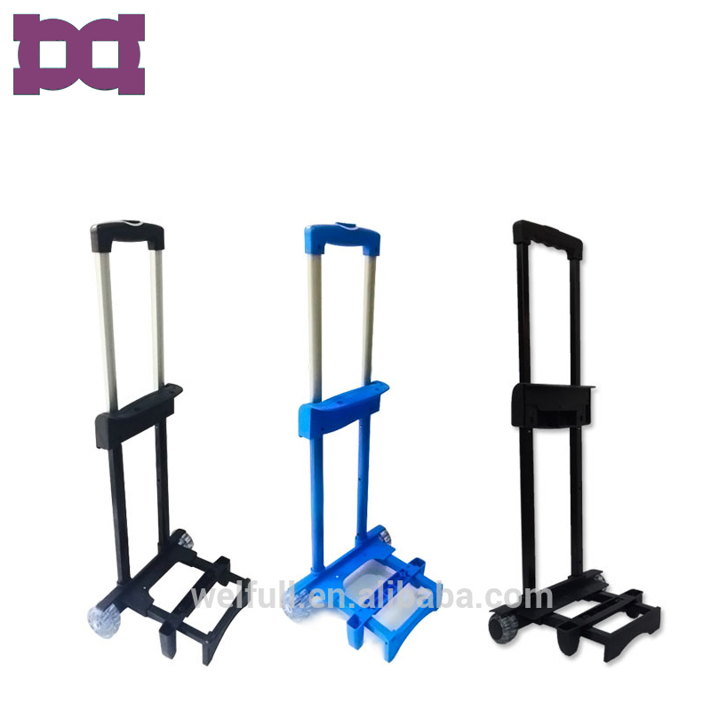 Trolley bag parts detachable luggage telescopic trolley handle