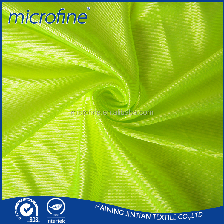 pretty customized design strech polyester fabric for swimwear beach suit