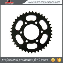 CUSTOM Motorcycle parts chain sprocket kits for C70 South America market
