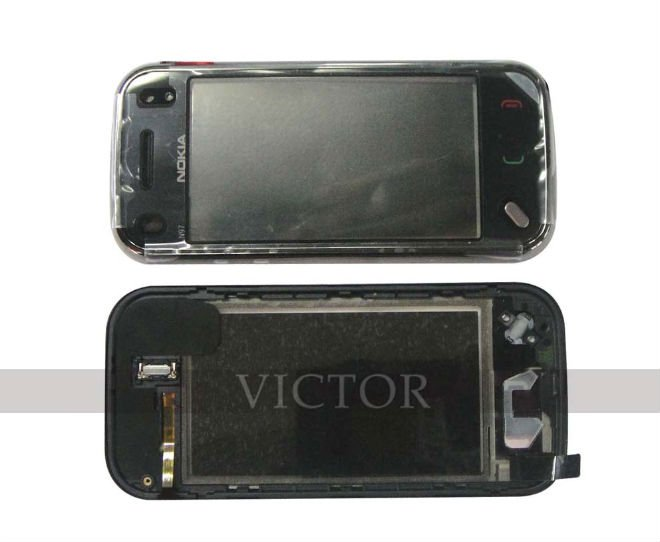 Cellular phone screen lens for Nokia N97 MINI