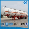 50000 liters fuel diesel tank semi trailer