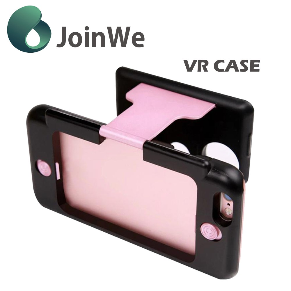 Factory price VR case Cover Reality VR Glass Cell Phone Case for android 3d Glasses Case