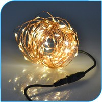 Wedding Decoration Customize 12V Led Curtain Lights Copper Wire String Lights
