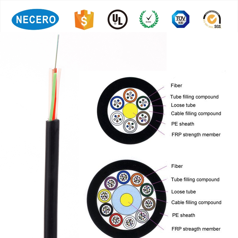 Best quality hydrolysis resistant submarine fiber optic cable
