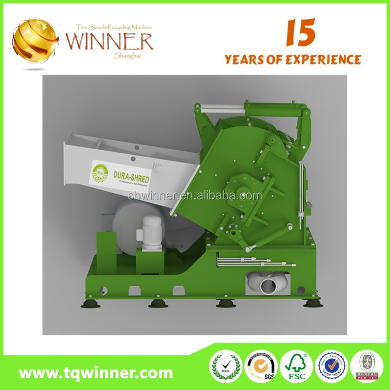 Wholesale labor force saving SGS approved rubber cutting and recycling equipment