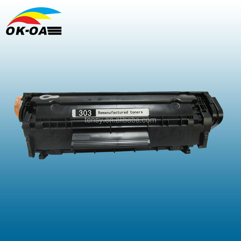 Black Compatible toner cartridge CART-303 CART303 For Canon LBP3000 LBP2900