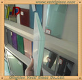 16.76mm 21.52mm milk white laminated glass for railing or glass floor