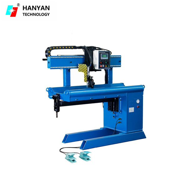 Best price and industrial automatic straight seam welding machine manufacturer
