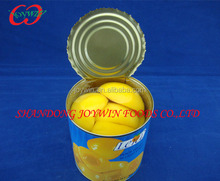 Canned peach 850ml