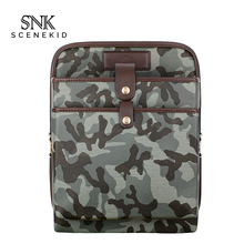Camouflage Hanging Reusable Waterproof Car Trash Bin Garbage Bag Storage Organizer