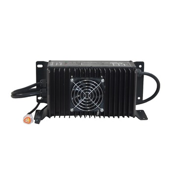 72V10A waterproof battery charger with PFC