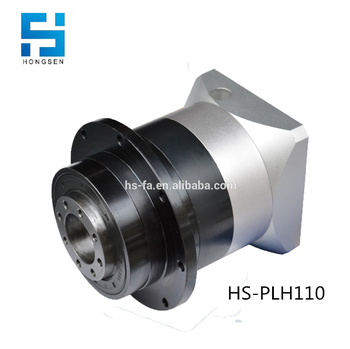 HS-PLH110 Inline Planetary gearbox for 2000W servo motor