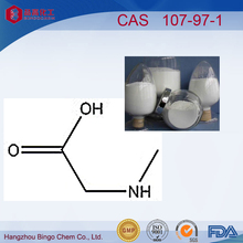 2-Methylaminoethanoic acid (CAS No.107-97-1) 99%min Sarcosine