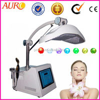 Low price PDT 7 color laser led light personal skin care equipment Au-2