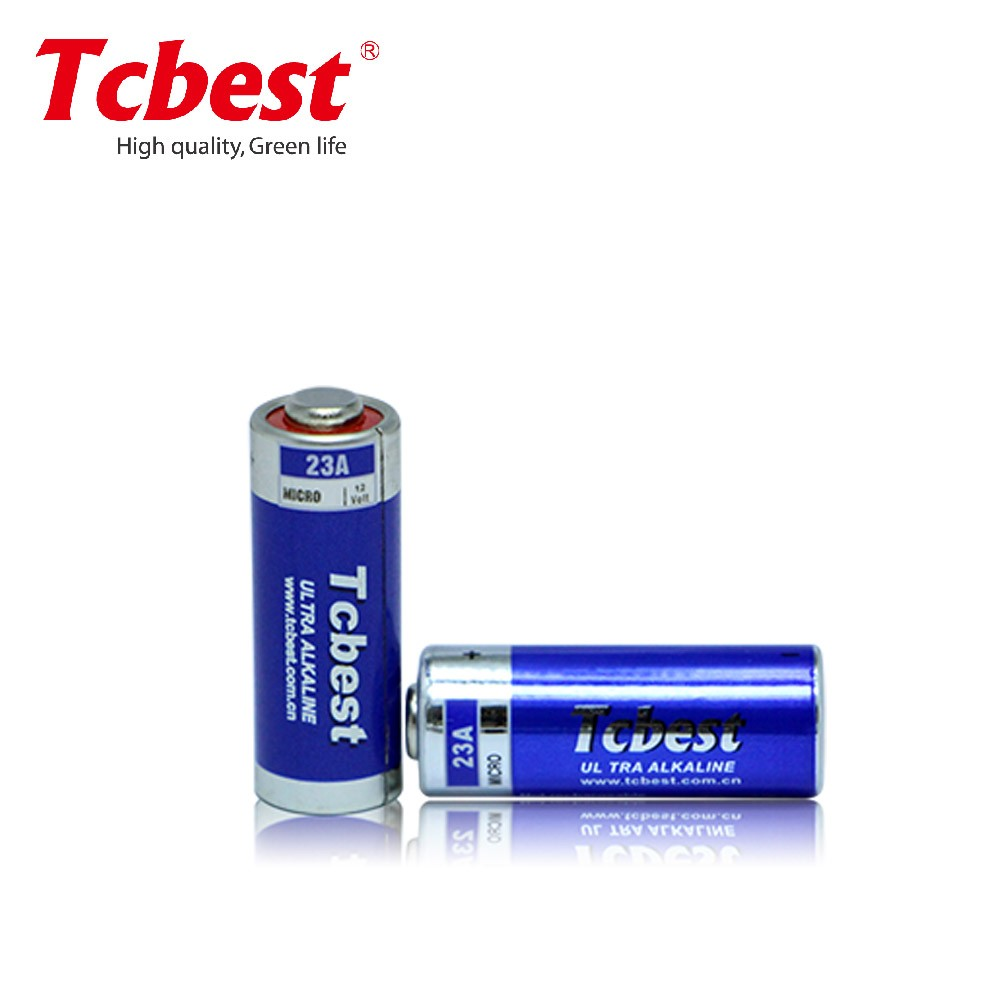 A23 12v alkaline battery L1028 23A used for door bell car key
