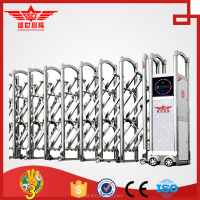 Electric Sliding Fence Folding Gate Design