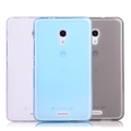 Ultra Thin Transparent Pudding Soft Silicon Cover Case for Huawei MATE2