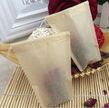 Customized accepted Condiment bag 5.5*10*8cm Trapezoidal filter tea bags