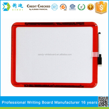 Erasable writing board whiteboard with marker pen