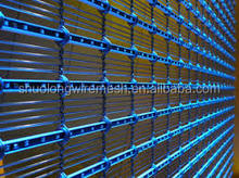stainless steel wire mesh for architecture or for decorative's LED screen