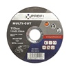Metal Inox Brick Abrasive Cutting Disc Pack of 10