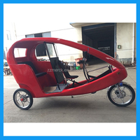 touring city velo cab tricycle