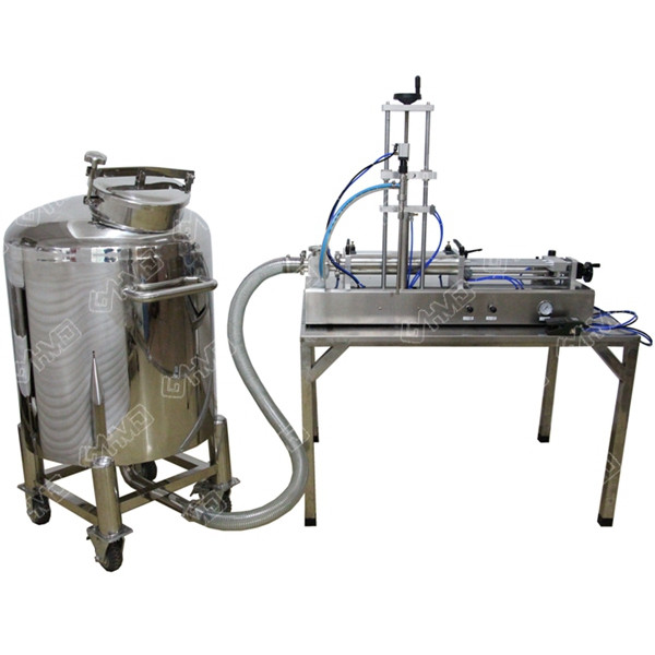 lipstick filling machine/alimentary liquid filling machine