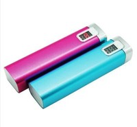 New Arrival Most Popular 2600mah Power Bank, Led Digital Display Mobile Power