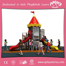 CE Approved Used Kids Play Structures for Outside play