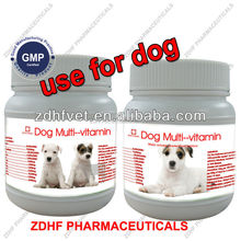 Puppy Dog Vitamins for nutritious supplement