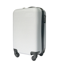 custom size polycarbonate 3 pcs set luggage manufactured in China