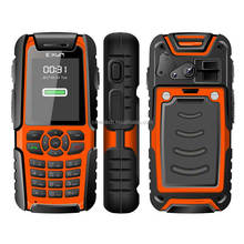 EXUN X8 2.0 Inch Best Price IP67 Waterproof SOS Function Mobile Phone rugged mobile