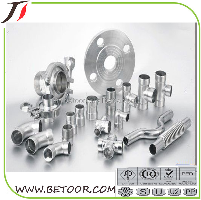 304 BETOOR Quality Stainless Steel Pipe <strong>Fitting</strong>