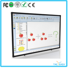 Interact between tablet and Interactive whiteboard