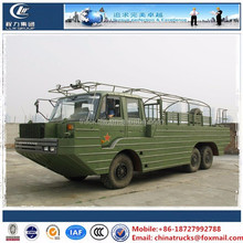 dongfeng EQ2102 6x6 full drive the amphibious truck two purpose Military CLW underwater and upland SUV 6x6 truck on sales