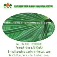 saw palmetto extract 25% soya oil fatty acid