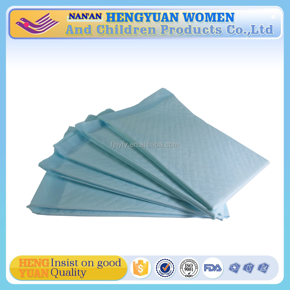 Disposable Underpads Manufacturer